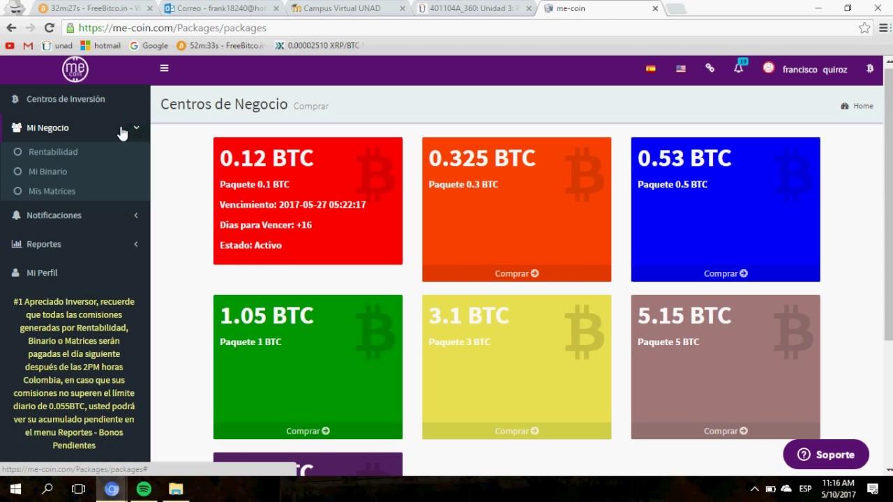 Bitcoin prices money morning