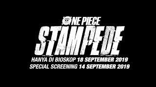 Film PROMO: ONE PIECE: STAMPEDE