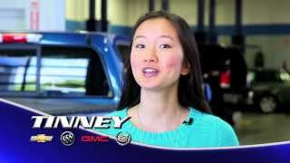 Tinney Greenville MI Chevrolet GMC Buick Cadillac Service