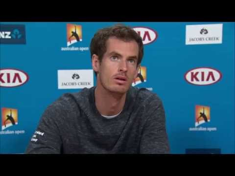 Andy Murray press conference (pre-final) -...