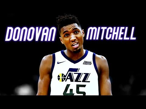 "Donovan Mitchell Mix ""Rags to Riches"" (Emotional) ᴴᴰ"