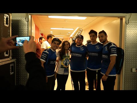 SK Gaming Does ESL One Cologne 2016