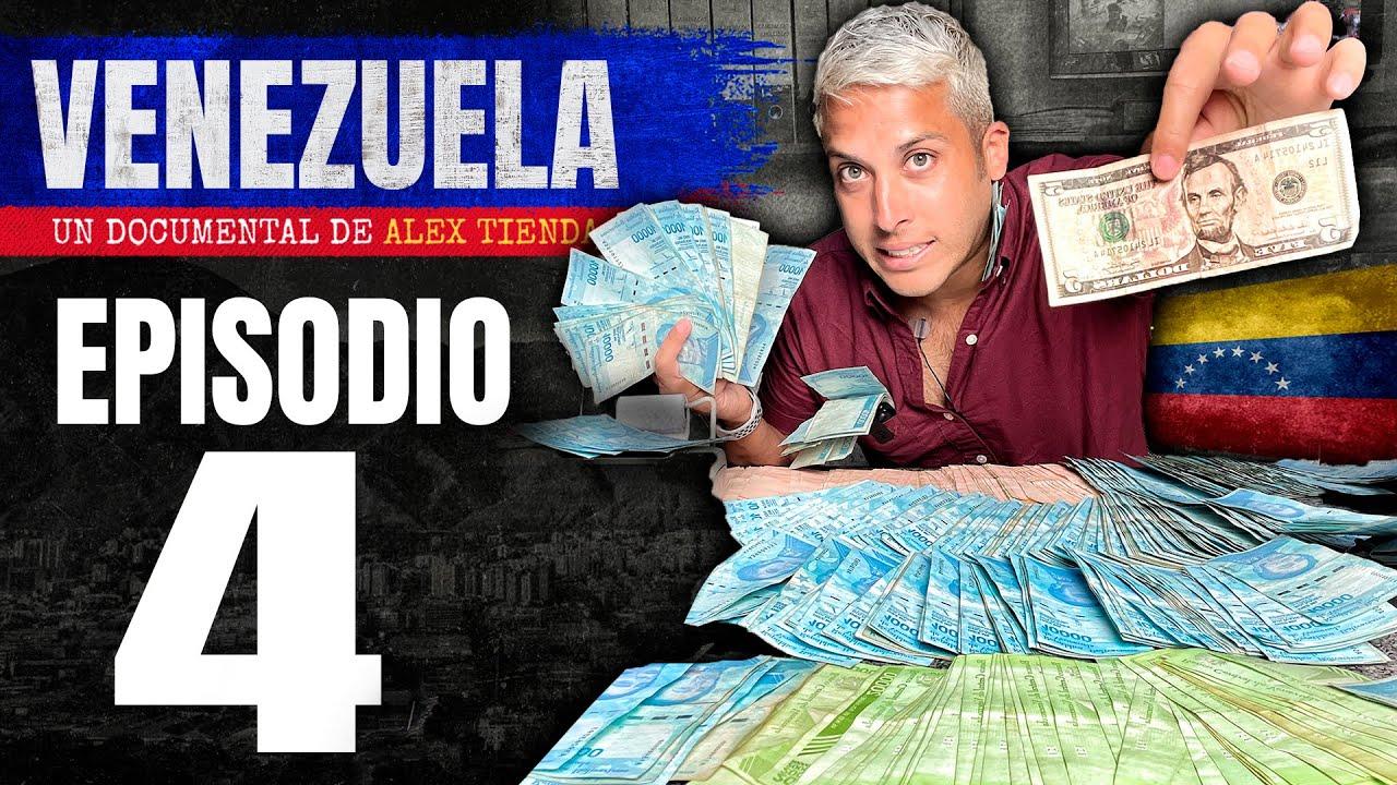 🔥 DÓLARES: El nuevo dinero en Venezuela | Venezuela Ep.4 🇻🇪 Alex Tienda 🌎