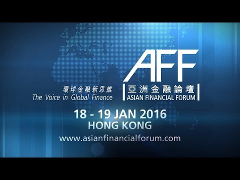 Asian Financial Forum 2016