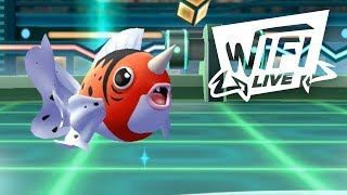 Pokemon Let's Go Pikachu & Eevee Wi-Fi Battle: Seaking, King Of The Sea! (1080p)