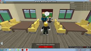Roblox game #1 start with the restaurant [restaurant tycoon]