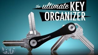 Tame your keys with KeySmart