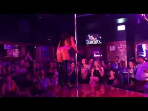 Pole Dancing - Voodoo Lounge Perth