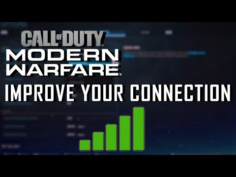 How To Improve Your Connection In Modern Warfare