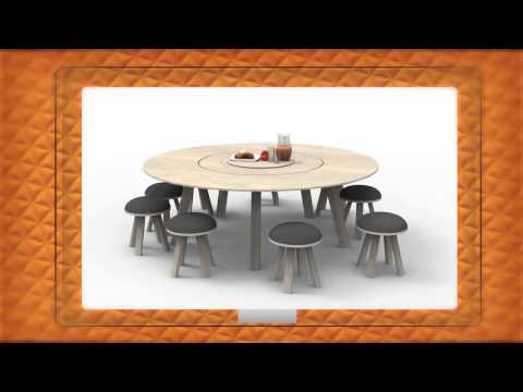 Coussons Group Buzzispace 2015 Neocon Showroom   YouTube