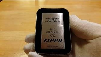 Zippo 1932 Replica