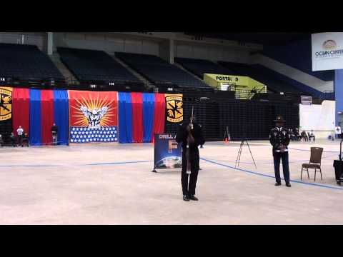 Samuel Gozo - 2015 - Solo - World Drill Championships