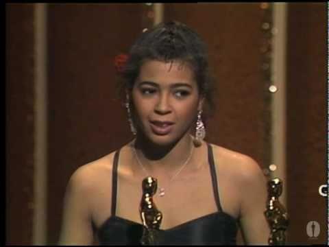 """""""Flashdance...What a Feeling"""" winning Best Original Song Oscar®"""