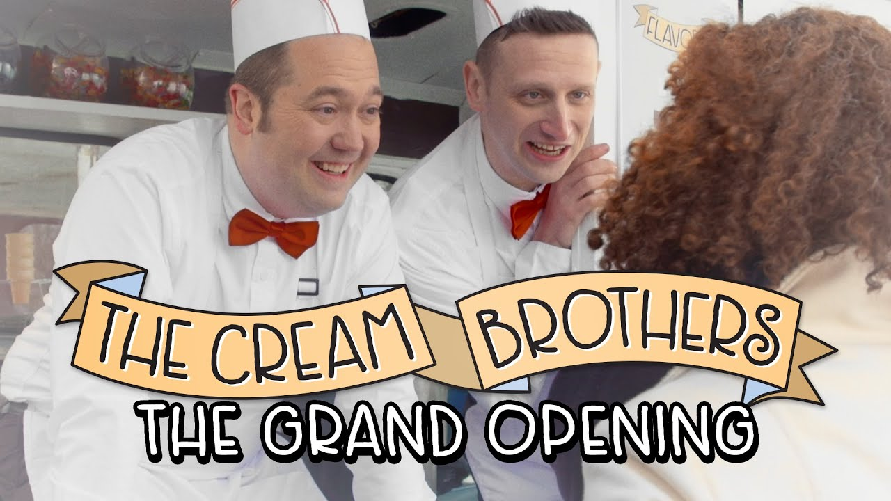 Download The Grand Opening - The Cream Brothers