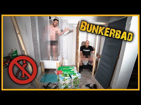 Der Prepper Bunker [S01/E17] - Bunker-Toilette und Dusche - Survival Krisenvorsorge