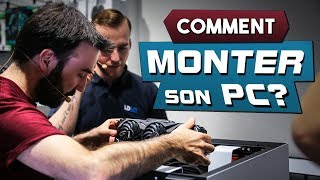 MONTER SON PC GAMER : Stream et jeux en 4K | TUTO FR