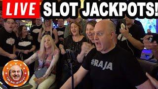Final LIVE MEGA Slot Play! Las Vegas Jackpots Incoming! | The Big Jackpot