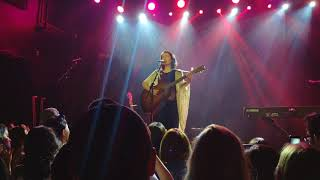 Kina Grannis - Cant Help Falling In Love  Live In Toronto, On @ Mod Club