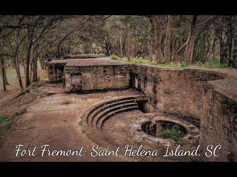 Sandlapper Vlogs- Friday The 13th (Fort Fremont: Saint Helena Island, SC)