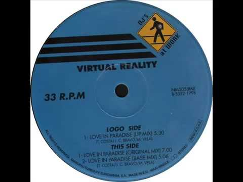Virtual Reality - Love In Paradise