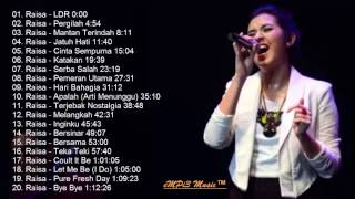 Raisa Full Album ~ Lagu POP romantis Indonesia Terbaru 2015