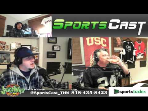 SPORTSCAST: EP 247 (12-29-15) - TOP SPORTS STORIES OF 2015, NFL WK 17 PICKS, NCAA FOOTBALL SPREADS