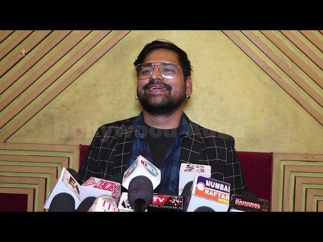 ए राजा तनी जाई ना बहरिया Rakesh Mishra गाने को लेकर खुल कर बोले लगातार 40 मिनिट तक पत्रकारो से