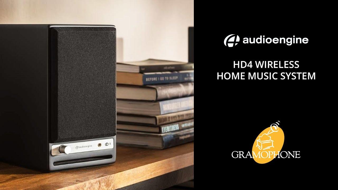 Download Audioengine HD4 Wireless Speaker System REVIEW