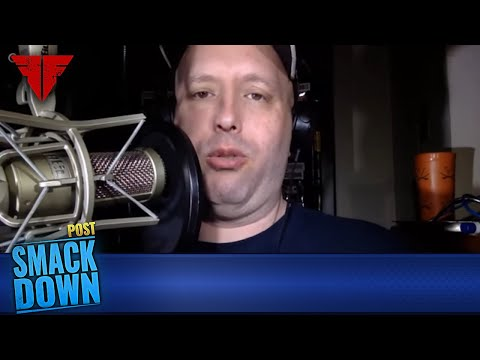 WWE Smackdown Live 4/17/18 Full Show Review   Fightful Wrestling Podcast   Superstar Shakeup