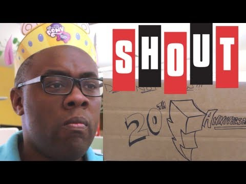 WHAT'S IN THE SHOUT BOX? Shout! Factory Music Montage : Black Nerd