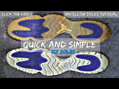 Effective Sole Sauce Guide :How To Restore Icy Soles Quick & Simple