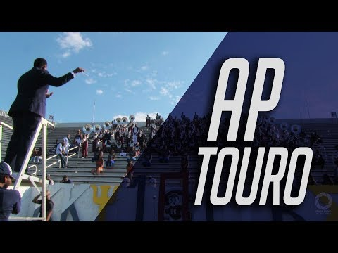 AP Touro - Marching 101 | SCSU vs Johnson C. Smith 9.16.2017