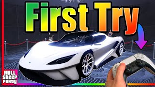 How to Win The Lucky Wheel Podium Car EVERY SINGLE TIME With The Best Method in GTA 5 Online Vehicle