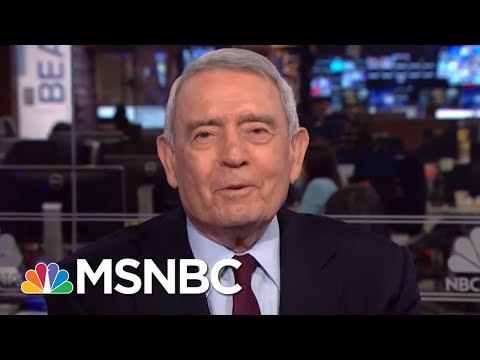 Dan Rather: President Trump Era Is \'A Wormhole Of The Absurd\' | The Beat With Ari Melber | MSNBC