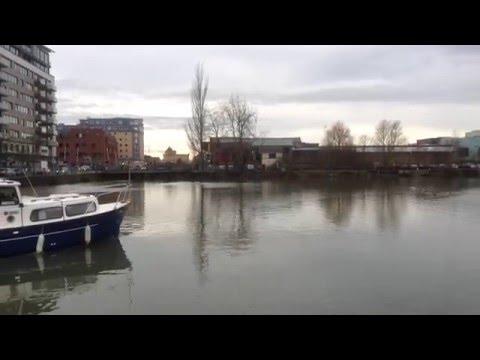 Lincoln England UK Brayford Pool