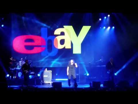 eBay song live, Weird Al concert