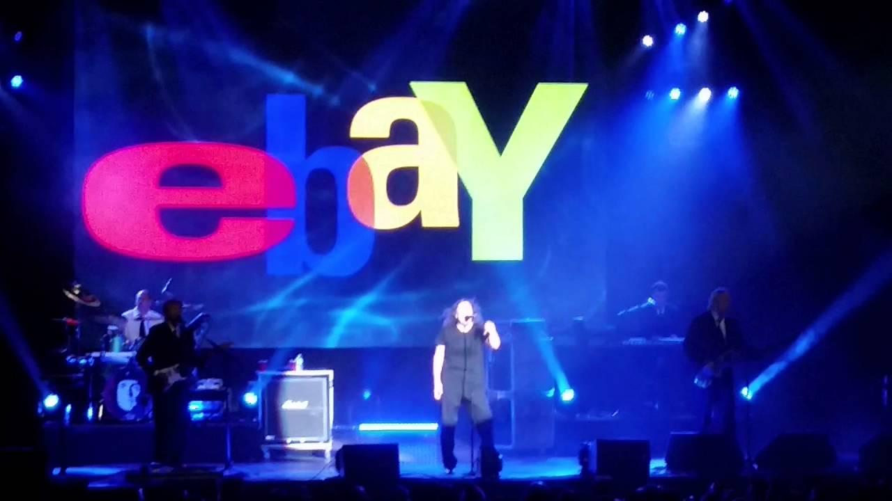 Ebay Song Live Weird Al Concert Youtube