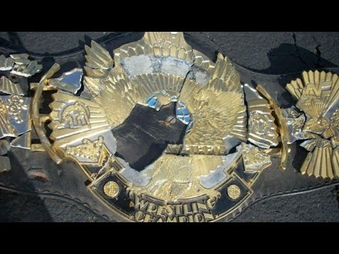 10 Times Wrestling Titles Were Disrespected