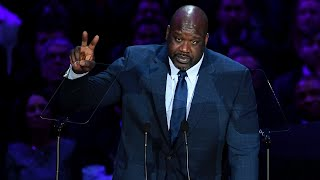 Download Shaquille O'Neal Speaks at A Celebration of Life for Kobe and Gianna Bryant Mp3 and Videos