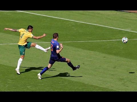 Netherlands vs Australia ● World Cup 2014 ● Full Highlights HD