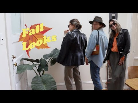 [VIDEO] - 9 FALL OUTFIT IDEAS/FALL LOOKBOOK 2019 7