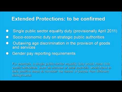 Equality Act 2010- A Guide to Diversity & Equality