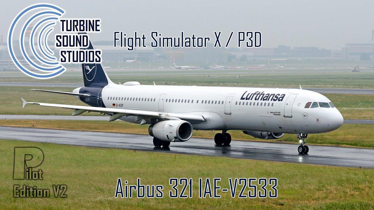 TSS A321 IAE-V2533 PEX v2