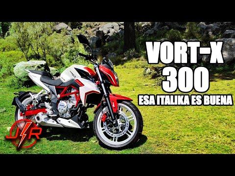 Vort-X 300 Review || ITALIKA Que No Decepciona
