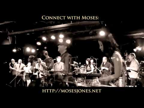 Moses Jones Feat.Gary Moore & Felisa Latin Soul- East Colfax [Official Audio]