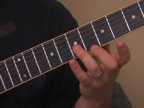 Johnny B Goode, Chuck Berry (Guitar Lesson) How to play