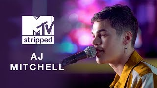 AJ Mitchell Brings Tнe Romance With His Angelic Live Performance of 'Slow Dance'   MTV Stripped