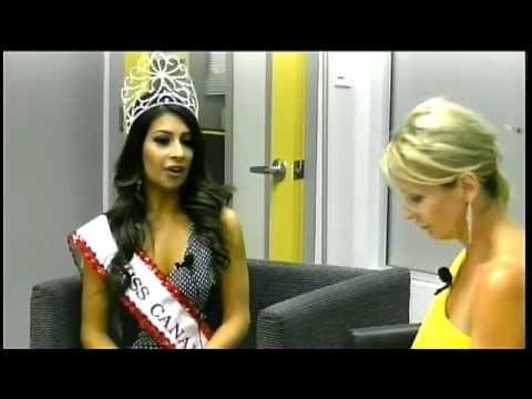 Miss Canada, 2014--Priya Madaan