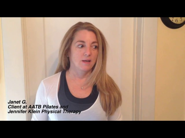 Client Testimonial - Janet G