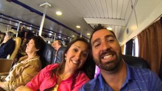 Seajet adventures to Santorini, Greece from Pireaus, Athens